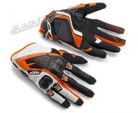 2014 BRAND NEW ORIGINAL KTM OFFROAD GLOVES RACE COMP GLOVES 14 GENUINE LEATHER Motorcycle Gloves