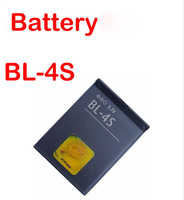 Mobile Phone Battery BL-4S BL4S 860mA For Nokia X3-02 1006 2680 2680S26803602S3600s3602C 3710F 3600 6208c 6208 6202c7610c 7610s
