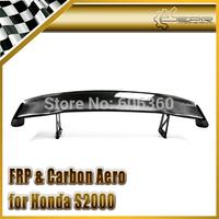 EPR - For Honda S2000 Real Full Carbon Fiber Rally Drift Racing GT Rear Spoiler Set