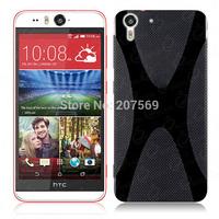 For Desire Eye X shape Case,High quality X Line X Design soft tpu gel Cover Case For HTC Desire Eye
