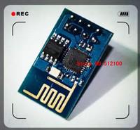 Free Shipping  20pcs/lot ESP8266 remote serial Port WIFI wireless module through walls Wang
