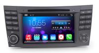Car DVD for Mercedes Benz E-Class W211 02-09 E320 E500 CLK CLS W219 W209 G-Class W463 Android 4.2.2 dual Core CPU:1.6G RAM:1G 3G