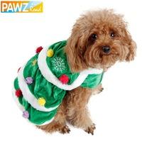 Free Shipping Dog Christmas Clothes Pet Warm Winter Clothing Puppy Apparel Christmas Wear Fashion Desigh