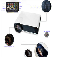 Smart 3D Android 4.2 Wireless/Wired Projector Native Full HD LED 2800 Lumens Home Theater HDMI USB Y/Pb/Pr HDMI USB TV TF
