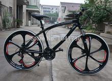 Mountain bike cycling 21 speed 26 inch one wheels mountain bike racing (China (Mainland))