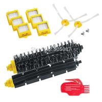 HEPA filter brush Replenishment Kit for iRobot Roomba 700 Series