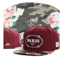 New Style! Free Shipping! Cartoon Cayler  Son co caps,diamond snapback hats, DJ street bar Dancing,cool snapback caps baseball