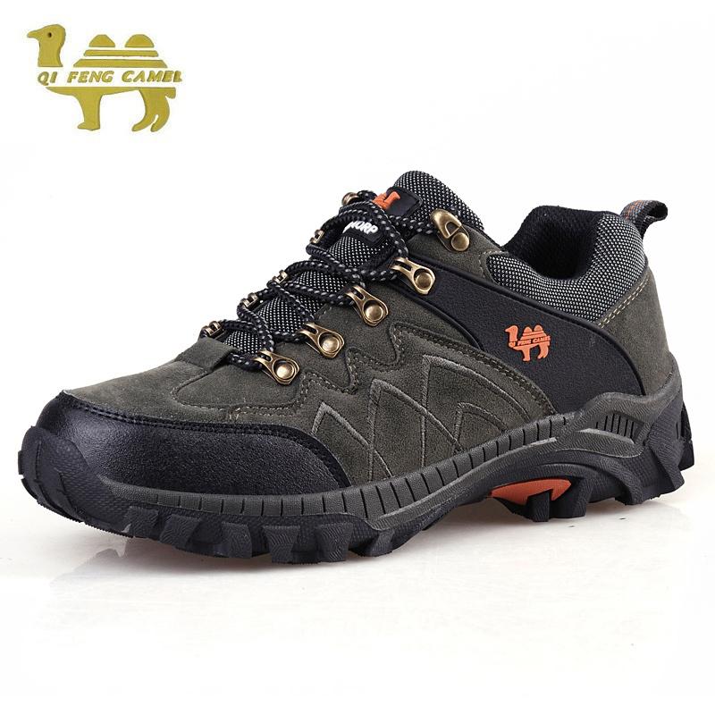 tênis para caminhada ao ar livre 2014 windproof& esportes divertido andar ao ar livre escalada botas homem sapatos respirabilidade 309(China (Mainland))