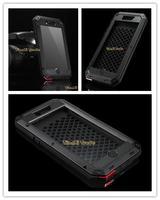 Original LOVE Extreme Shockproof Dirtproof Powerful MEI Al Waterproof Metal Case For iPhone 6 ( 4.7 inch ) Free Shipping