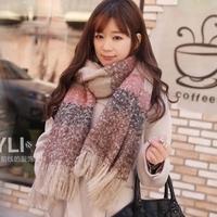New 2014 women Winter scarf knit wool fashion warmer scarves 175-230cm FREE SHIPPING 5505