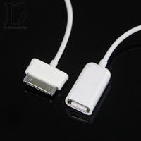 USB Host OTG Cable For Samsung Galaxy Tab 2 10.1 8.9 7.7 7.0 Note N8000 P3110 P5100P7510 P7500 OTG Cable Adapter 2014 Hot 0113