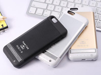 2014 Newest 3800mah External Battery Power case for iphone 6 iphone6 4.7 inch with Compatible ios8, Free shipping (1pcs)