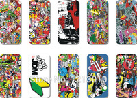 wholesales10pcs Hot Selling jdm Style Hard Back Cover Case For iphone 6  4.7 inch with Free shipping