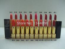 Free Shipping Waterproof Brand Matte Make Up Lip Stick Lip Pencil Lipstick Lips Gloss Pen Case Brands Face Care Free Ship(China (Mainland))