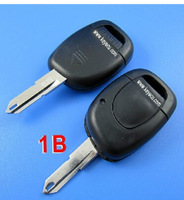 BRAND NEW Replacement Shell Remote Key Case Fob 1 Button for RENAULT Twingo Clio Kangoo Master With Battery Holder