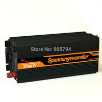 3000/6000 watt Spannungswandler DC 24V auf 110V  220V230V Digitalanzeige Wechselrichter power solar inverter high quality Fedex