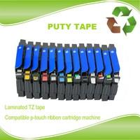 Compatible tze tape 9mm laminated tape TZ-221 tze221