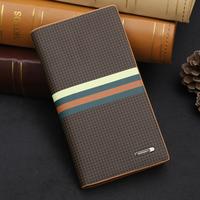 2014 New Men's Long Design Wallets Money Bag ID Cards Holder Man Wallet Purse Clutch Wallet Luxury Style brand wallets M41