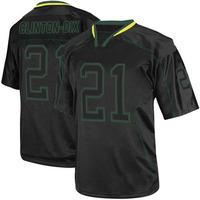 Ha Ha Clinton-Dix Jersey Cheap Green Bay Football Jerseys #21 Men's Ha Ha Clinton-Dix Elite Lights Out Black Jersey