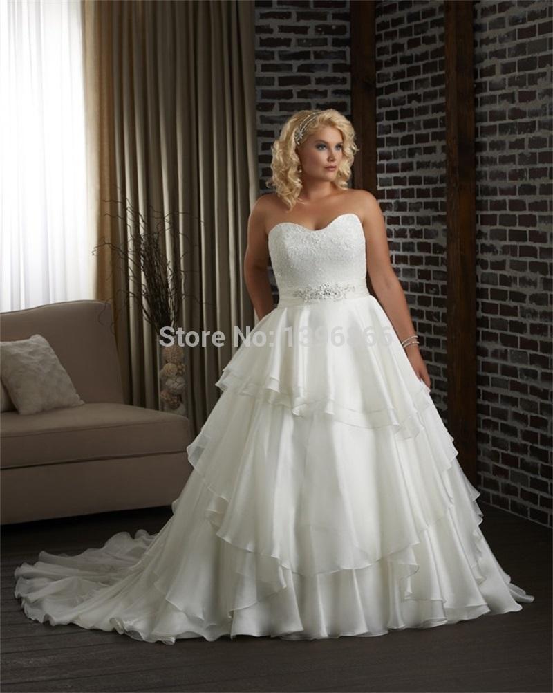 Big women dresses for wedding