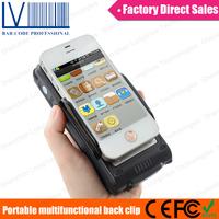 2D ultra high RFID LVB01 bluetooth  barcode scanner new product