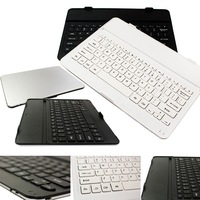 "Aluminum Bluetooth Keyboard For Samsung Galaxy Tab Note Pro 12.2"" inch P900 P901"