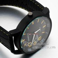 Free Shipping Brand SANEESI R6131 Casual Watch Men Quartz Male Clock PU Leather Strap Wristwatches Wholesale