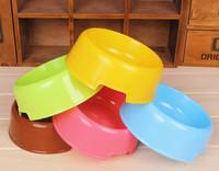 pet supplies Pet Dog Cat Fashion Feeding Water Feeder Travel Bowl Dish Free shipping