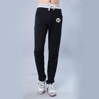 Men's Cotton Soft Comfortable Sports Sweat Yoga Long Trousers Pants S-XXXL Plus
