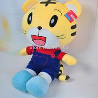 50cm Candice guo! Plush Toy & Stuffed Animals Red Plush QiaoHu Doll Plush Tiger Stuffed Doll Birthday Gift Kids