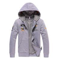 Plus Size M-3XL NEW Long Sleeve Men's Slim Personalized Hat Design Hoodies & Sweatshirts Jacket Sweater Assassins creed Coat