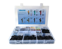 NEW C-100 Fuel Injector Rebuild Kit universal type,fuel injection/injector repair service kits (more than1000 pcs,14 kinds /box)