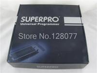 Newest Xeltek Original Superpro 610P High speed Device USB Universal IC Chip Programmer + 13pcs Burn Block