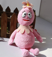 "IN HAND~ Retail by Ty Beanies Baby  Yo Gabba Gabba Friends TV Music Cartoon Shows Stuffed Animal ~FOOFA~ 6"" Plush doll toy"