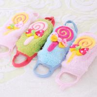 Free shipping Colorful lollipops warm dustproof masks - child models