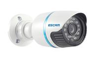 ESCAM Q630M 1 Mega Pixel H.264 ONVIF 720P HD Mini IR Bullet Camera P2P IP Camera smart phone view