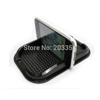 Multi-functional Car Anti Slip Pad Sticky Car Dashboard Mobile Phone Shelf Antislip Mat For GPS MP3 Cell Holder