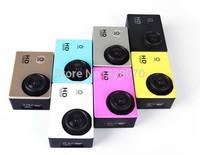 Digital camera professional original SJ4000 SJCAM camera FULL HD1080P waterproof video camera Underwater Sport DVR Gopro