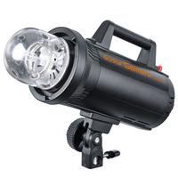 New photography lighting Godox Studio Flash Strobe GT Series 300 GT300 (300WS Professional Photo Flash Light)