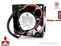 New Original for Mitsubishi Inverter fan BKO-C2461H07 MMF-06D24DS FC5 24V 0.09A 6025