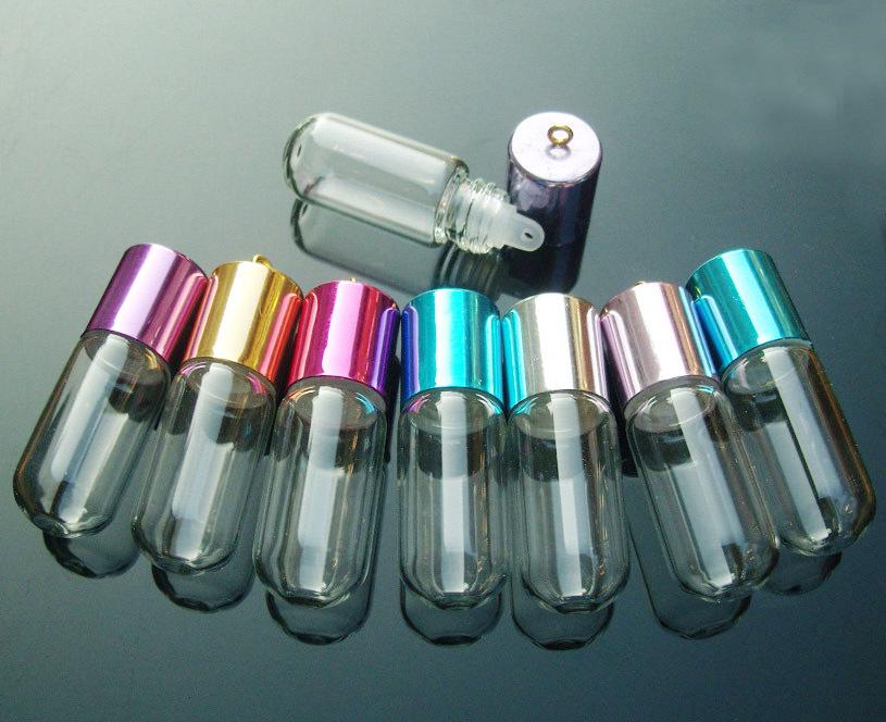 10PCS 39x15MM,Perfume Vials,rice jewelry vials,Vial Pendant,Fairy Dust Bottles(China (Mainland))