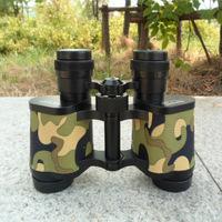 wholesale Beige Shi  Russian   Military  Use  8X30 binoculars HD  high-powered binoculars  portable telescope