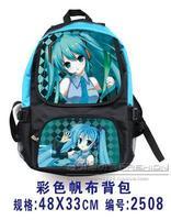 Hatsune Miku Backpacks variety of trend  Anime Cartoon's Backpacks
