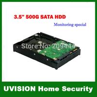 Brand New Surveillance special 500G Hard Drive HDD SATA (Serial ATA) Interface (HDD-500G) free shipping