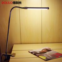 LED desk lamp 220v  kid reading lamps for book USB computer light 2 l evels temperature color