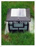 3.5 w solar panel, 30 cm long solar wall lamp, solar head lamp, four lights