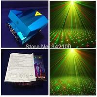 1pcs/lot  New Product  Mini LED Laser Projector DJ Disco Bar Stage House Lighting Light