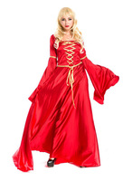 new European prom queen cosplay princess cosplay costume