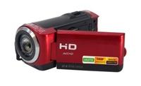 Full HD 12MP 1080P Digital Video Camera 2.7 inch LCD screen 5.0 MP CMOS 8X Digital Zoom HD Photo/recording Camcorder HDV-13B