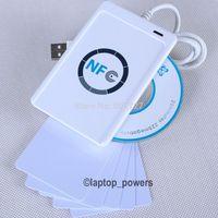 50pcs/lot NFC ACR122U RFID Contactless smart Reader Writer USB SDK
